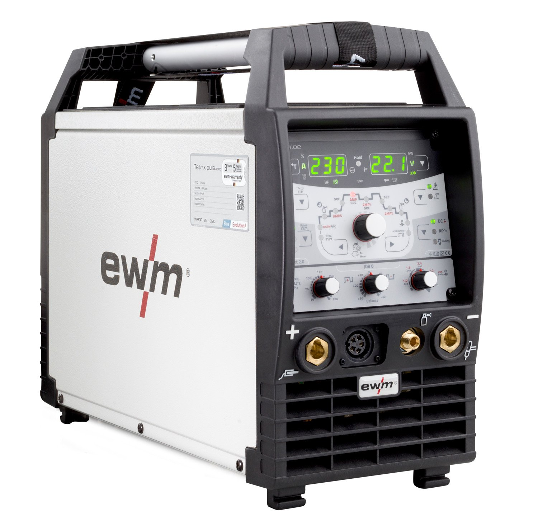 EWM Tetrix 230 AC/DC Comfort 2.0 puls 5P TM - Welding