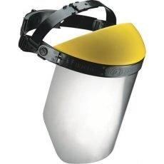 Protezione testa e viso