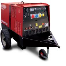 Elettroutensili , motosaldatrici, generatori di corrente, macchine industriali
